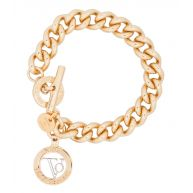 TOV Essentials Armbanden Bi Color Mini Solochain Bracelet Goud