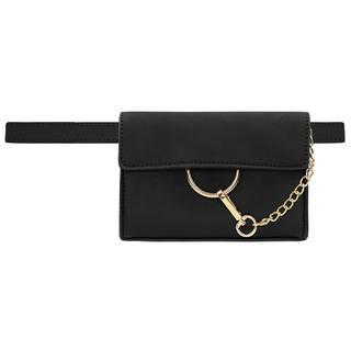 Classy Bum Bag - Black
