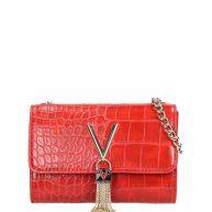 Valentino Divina Clutch red