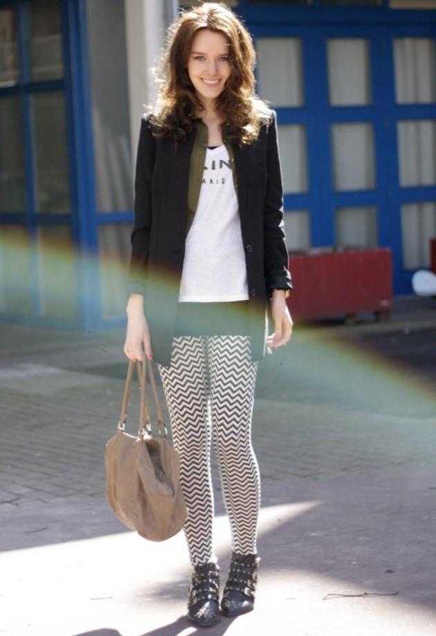Fashion Moodboard Look 2