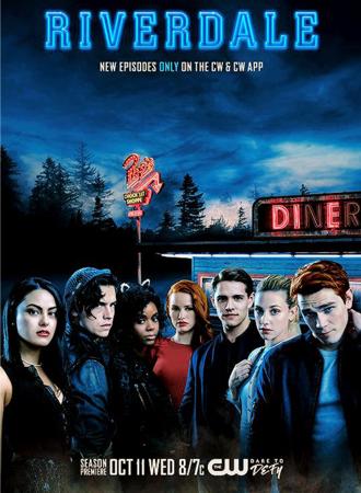 Oh my! Er is een tweede trailer van het tweede seizoen Riverdale