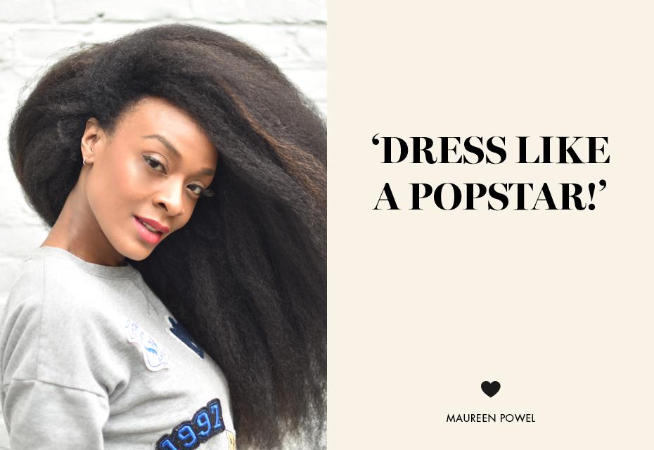 Maureen blog