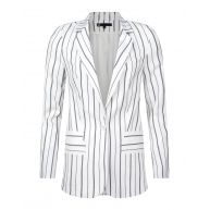 Dames stripe blazer