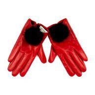 River Island leren handschoenen