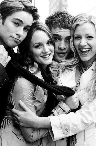 "XOXO, Gossip Girl: seks scenes die ""too hot to air"" waren"