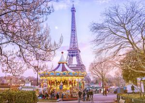 3 dagen in romantisch Parijs