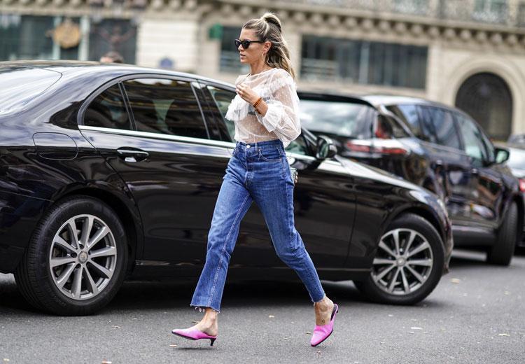 Deze spijkerbroek is populairder dan de skinny jeans