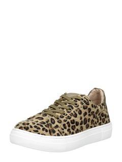 dames sneakers - Cognac