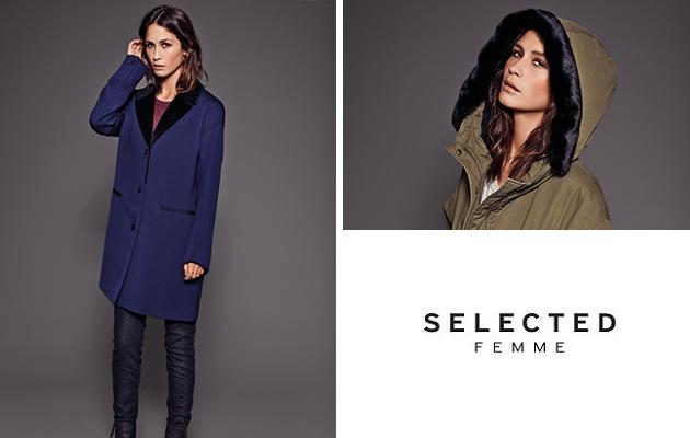 lookbook selected femme winter trends jassen 2013 2014