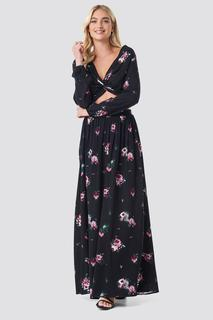 Co-ord Floral Maxi Skirt