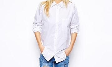 De oneindige combinaties met de klassieke witte blouse