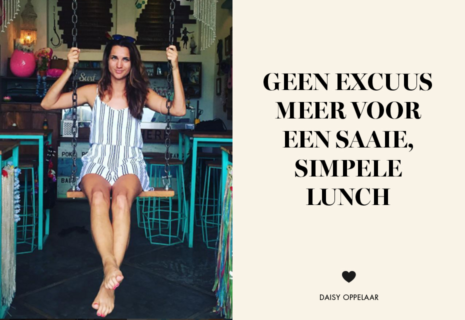 quote daisy lunch