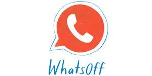 Minderen met whatsapp