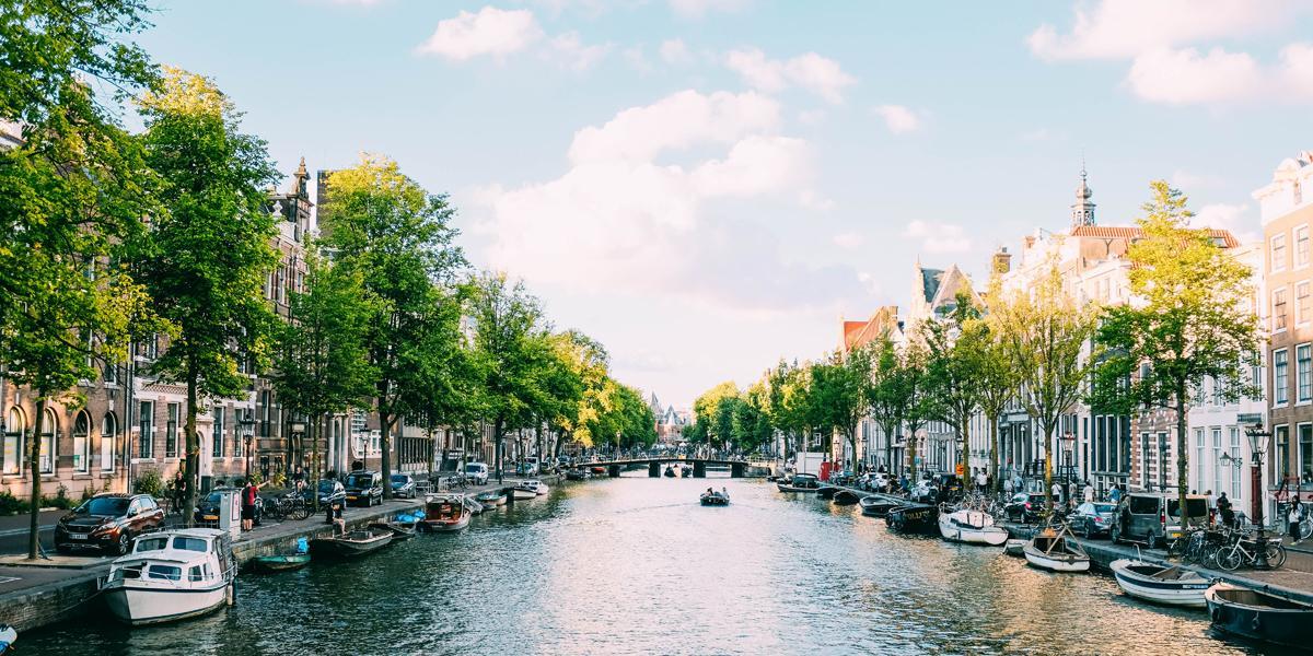 rustige plekken in amsterdam