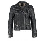 Gipsy KISMET Leren jas black