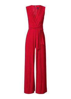 Tia loose fit jumpsuit met strikceintuur