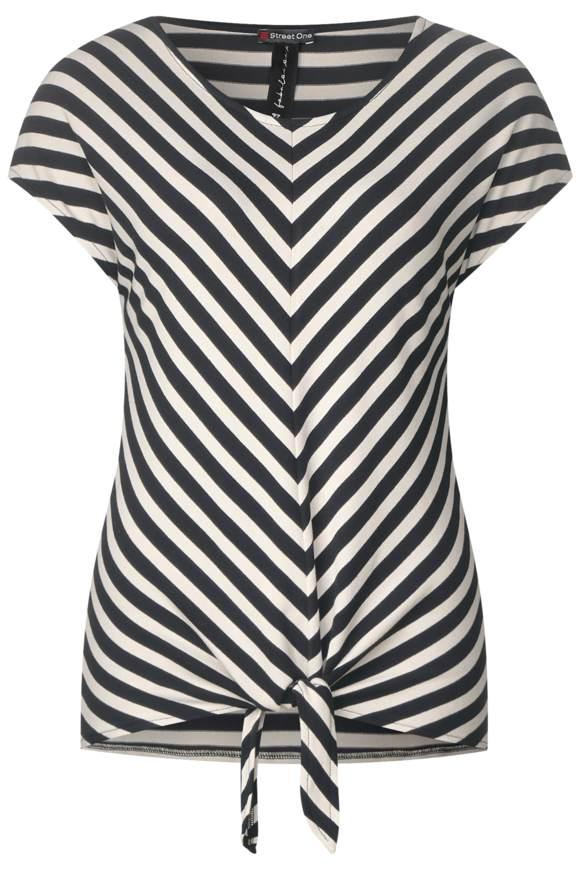 Gestreept Ramona Street Shirt one Nl oBQCWdxEre