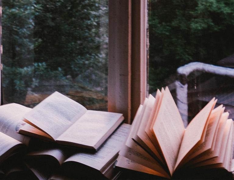 opruimen van boeken