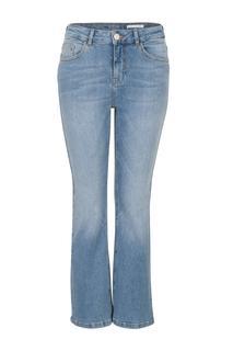 Dames Jeans flared 'Felize' cropped