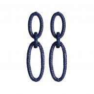 KMO Jewels Earrings Full Blue EA296
