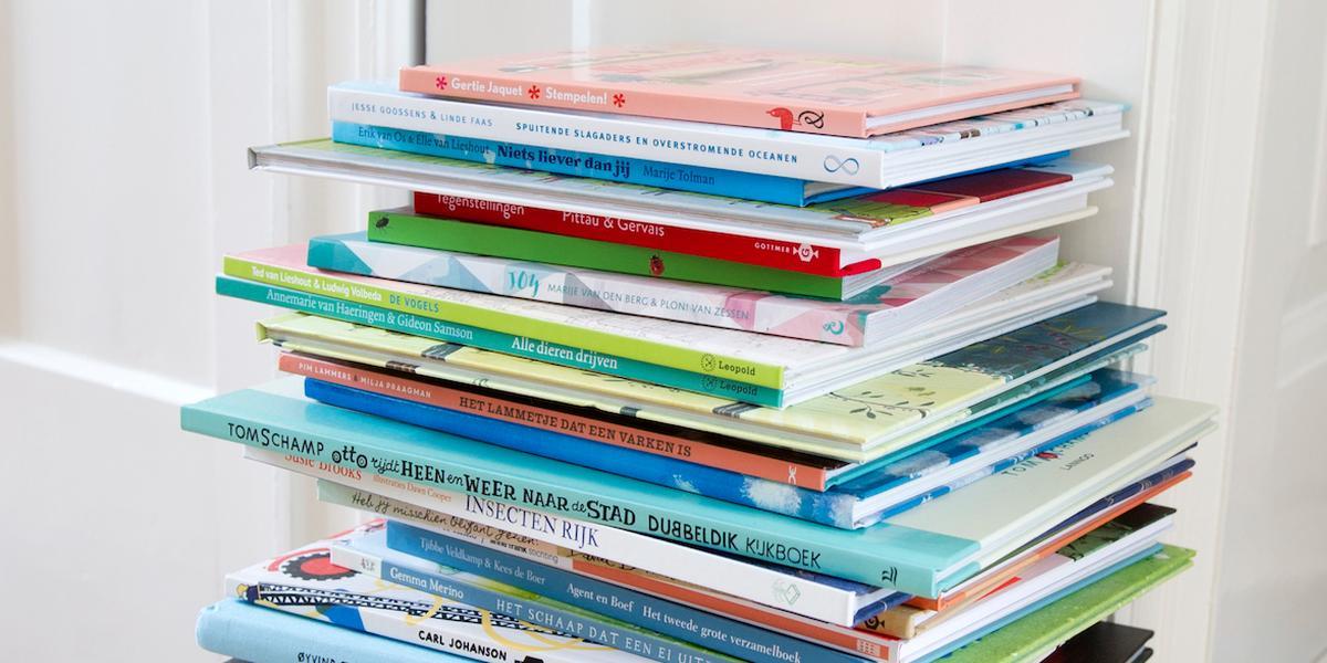 Onze eigen boekenkast - Flow Magazine NL