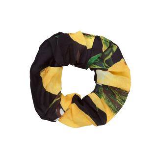Scrunchie - lemon