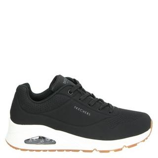 Air-Cooled Memory Foam lage sneakers zwart