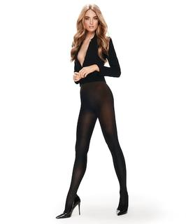 Panty 40 Denier Compression Zwart