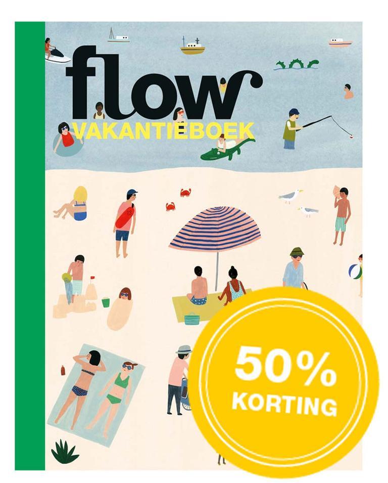 Flow Vakantieboek 2017