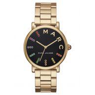 Marc Jacobs Horloge goldcoloured