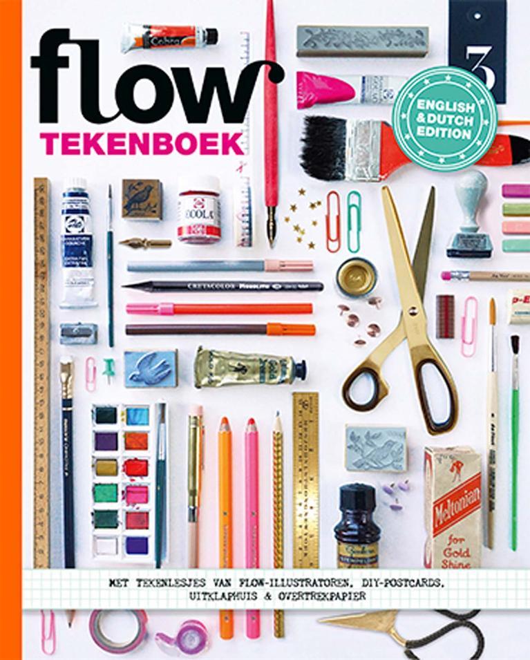 Flow Tekenboek
