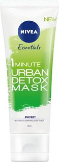 Essentials Urban Skin 1 minute detox masker