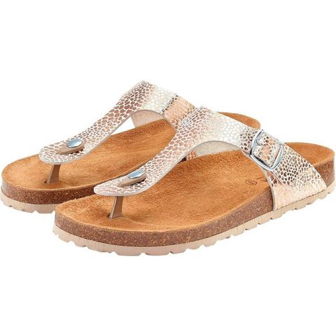 look Teenslippers Lascana Lascana Teenslippers Kroko In In K1u3TJlFc