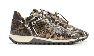 Sneakers Dames (Taupe)