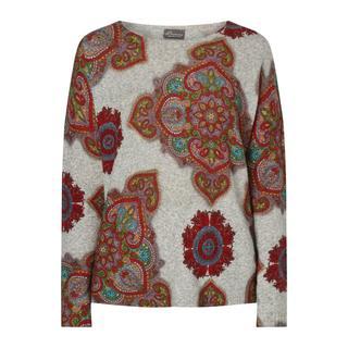 Pullover met yakwol