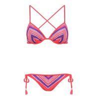 Triangle Bikini – Pink