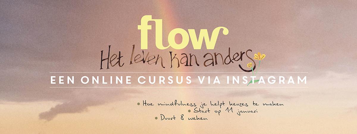 het leven kan anders mindfulness cursus flow