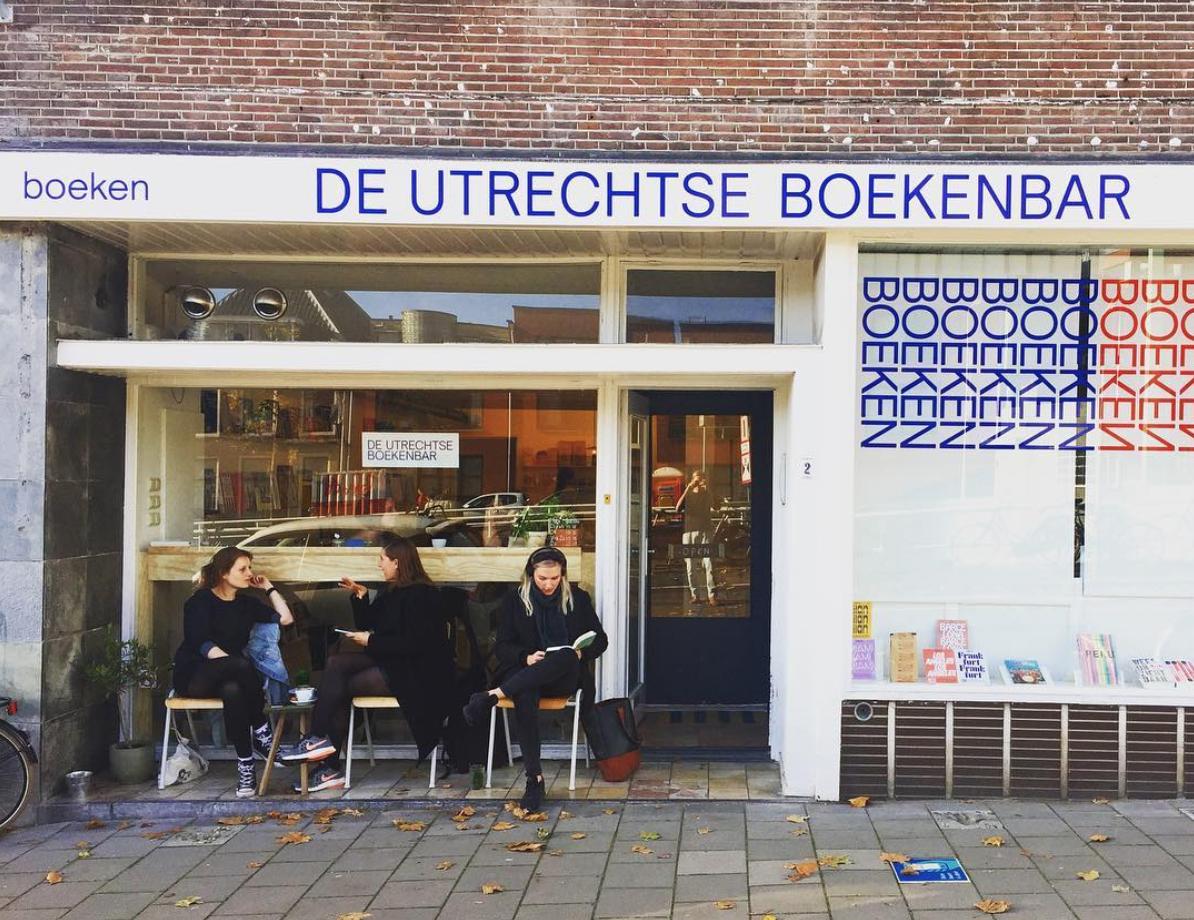 Utrechtse boekenbar
