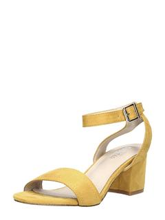 dames sandalen - Geel