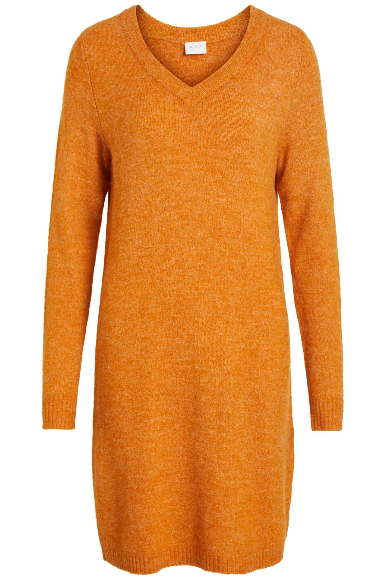Gebreide jurk trui one size (36 40)