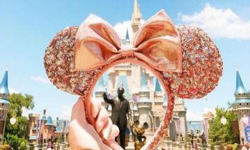 Deze rose gold Minnie ears wil je écht hebben!