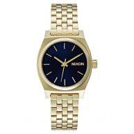 Nixon TIME TELLER Horloge light goldcoloured/cobalt
