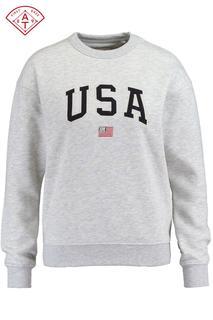 Dames Sweater Soel Grijs