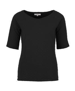 T-shirt Zwart 182878