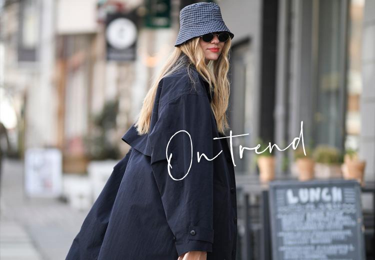 De bucket hat is het accessoire voor de on trend vrouw