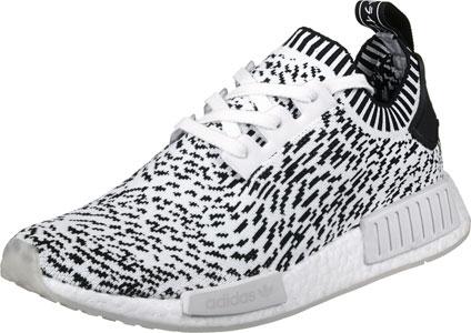 Adidas Nmd R1 Pk schoenen wit flecked Lage Prijzen KXIQfN