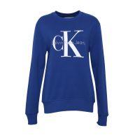 Calvin Klein Jeans sweater blauw