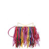 Sara Battaglia LADYME  Clutch multicoloured