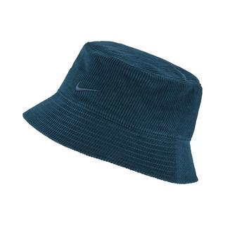 Sportswear Vissershoedje van corduroy voor dames - Blauw