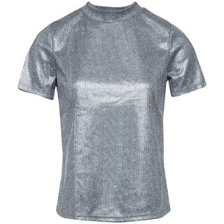 Top glimmend zilver - Tops & T-shirts